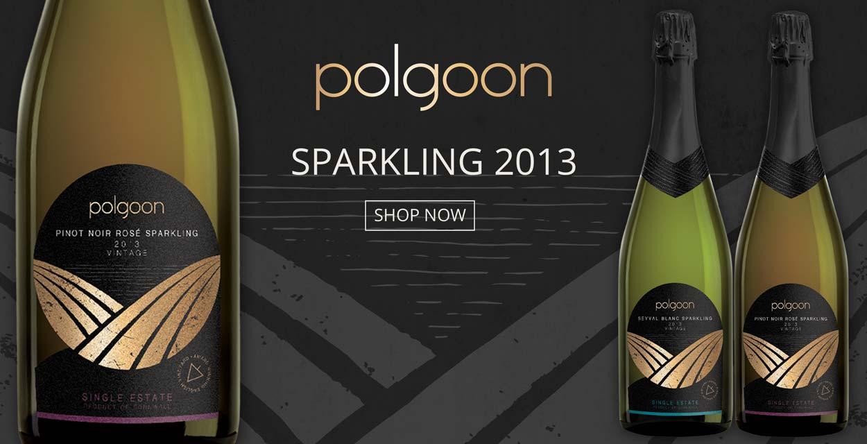 Polgoon Sparkling 2013 - Shop Now