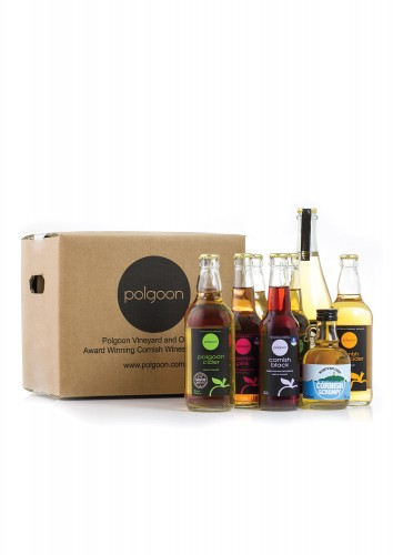 Polgoon cider giftbox