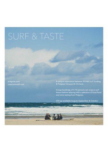 Surf & Taste
