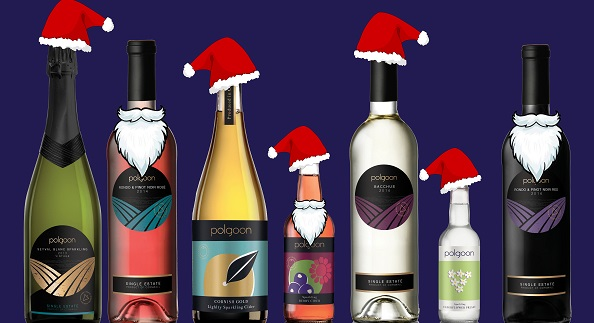Wine friends for your Christmas feasts