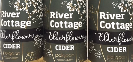 Polgoon & River Cottage launch new look sparkling & cider