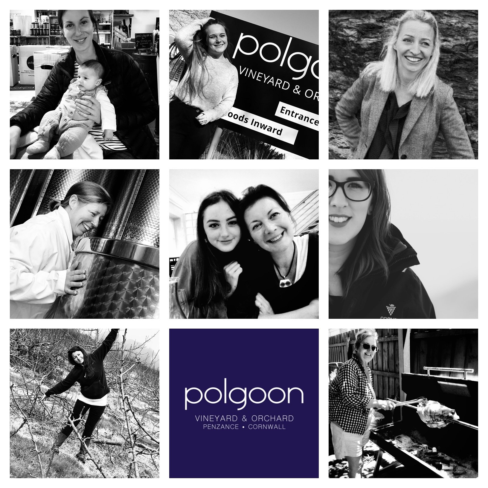 Introducing The Women At Polgoon