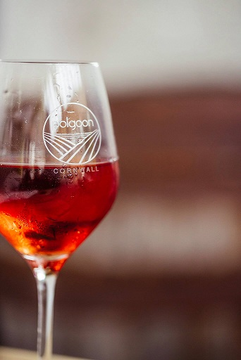 Rondo And Seyval Blance Rosé