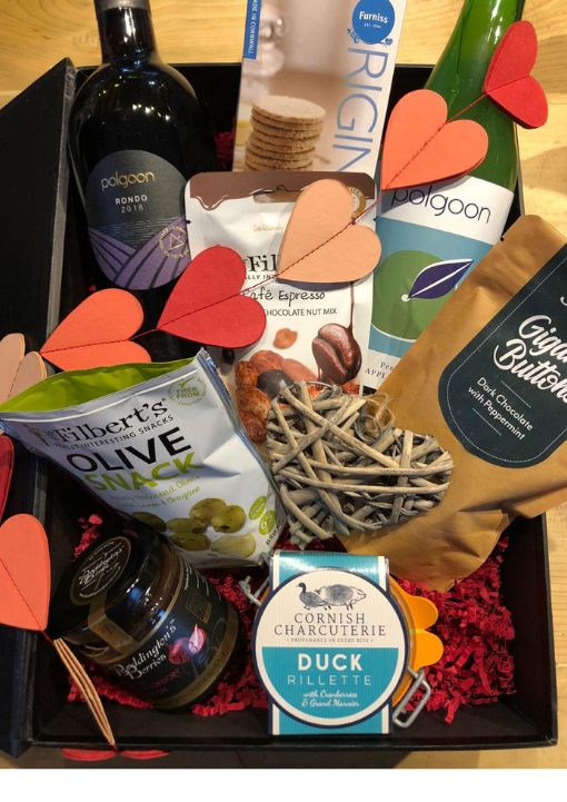 Romantic Gift Hamper Rondo